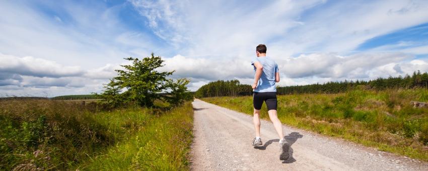 Как оставаться в безопасности при беге на свежем воздухе