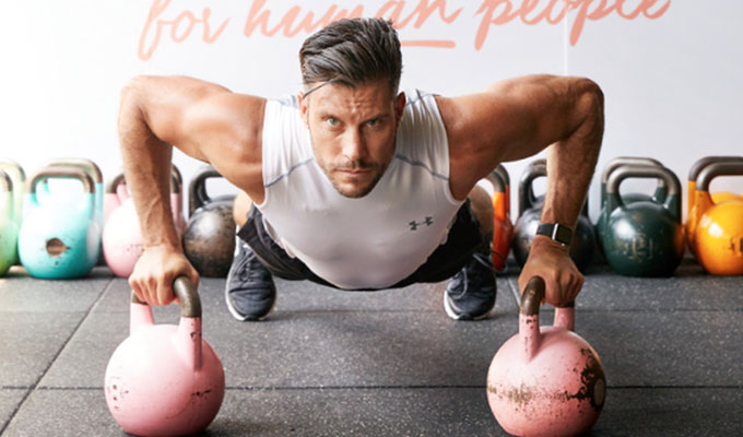resistance training using your own body helps burn more calories to uncover your ab muscles faster
